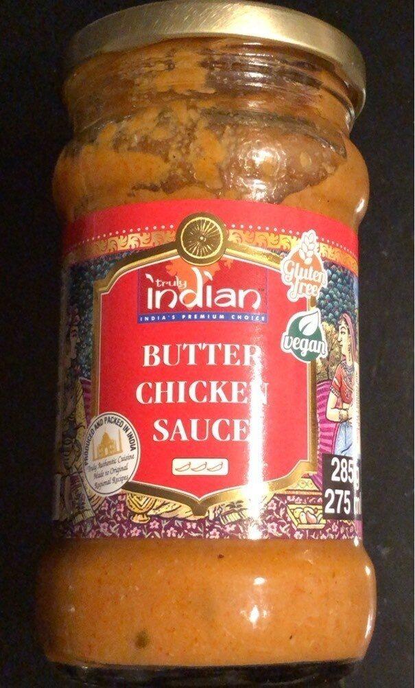 Butter chicken sauce - Produkt - de