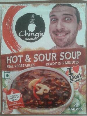 Hot & Sour Soup - Product - en