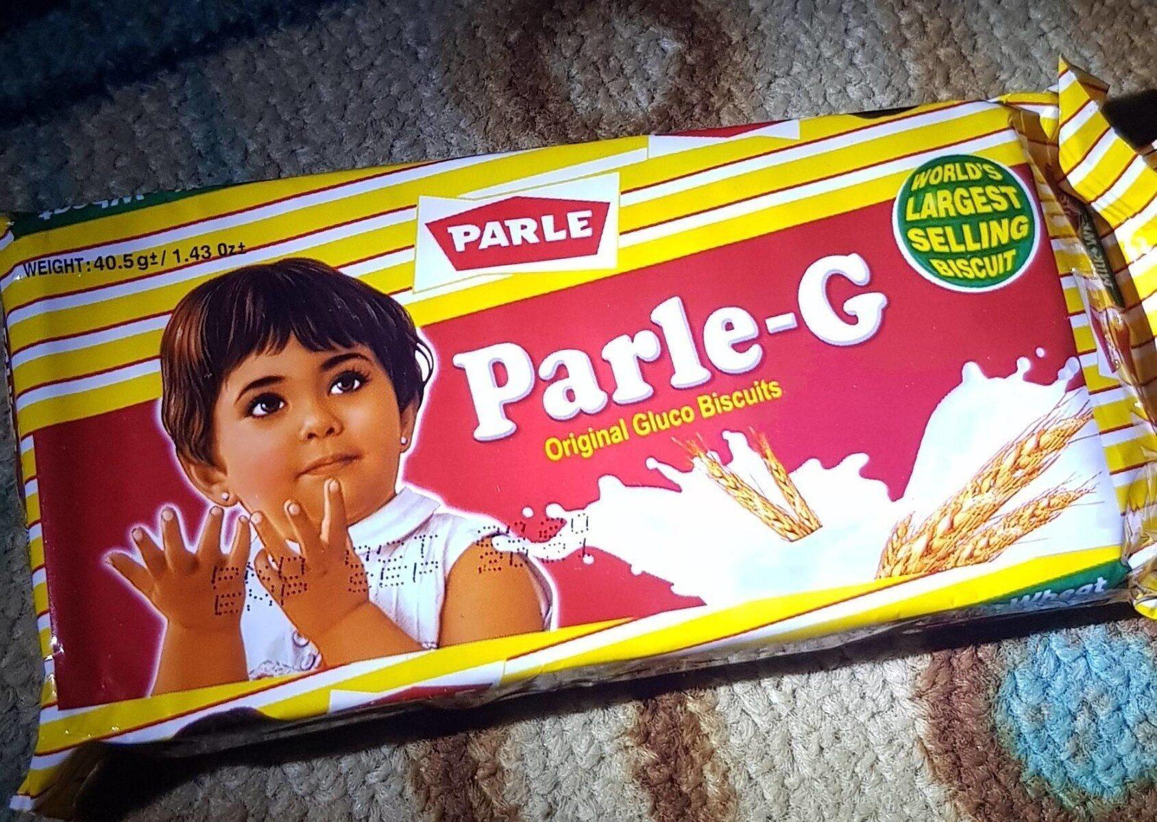 Biscuits Parle-G - Produit - fr