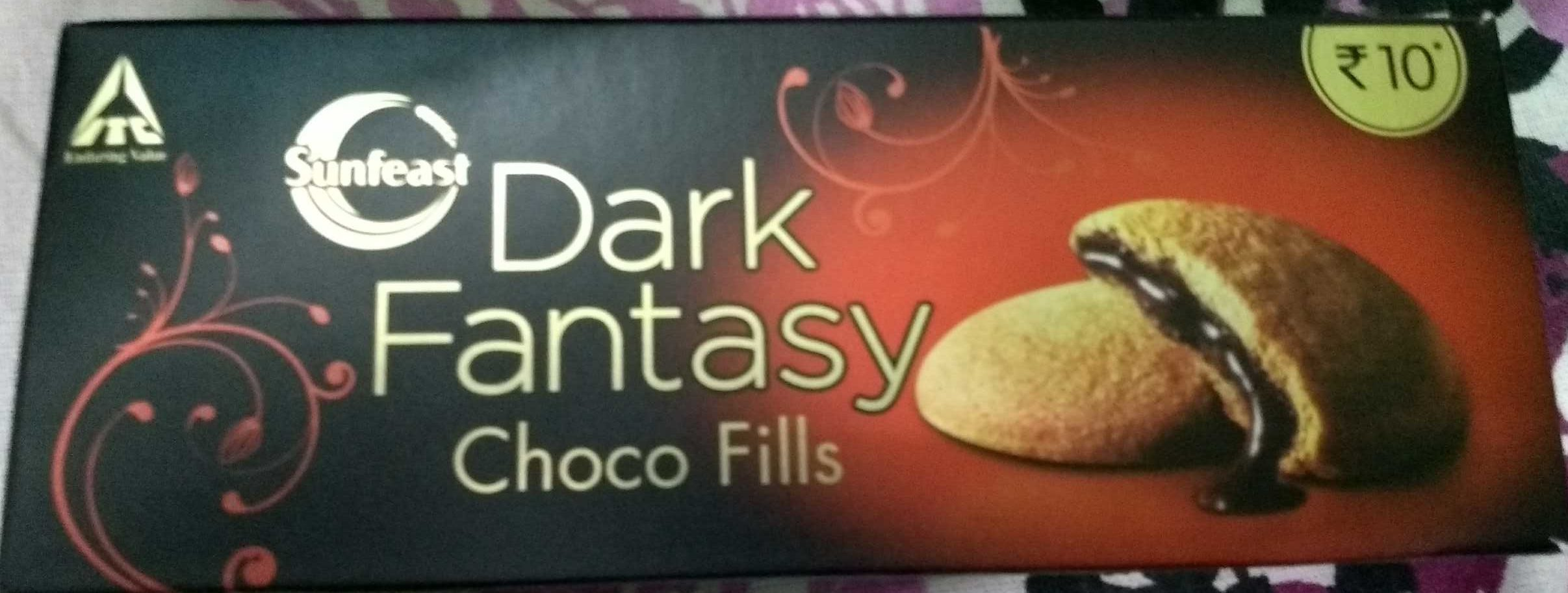 Dark Fantasy Choco Fills - Product - en