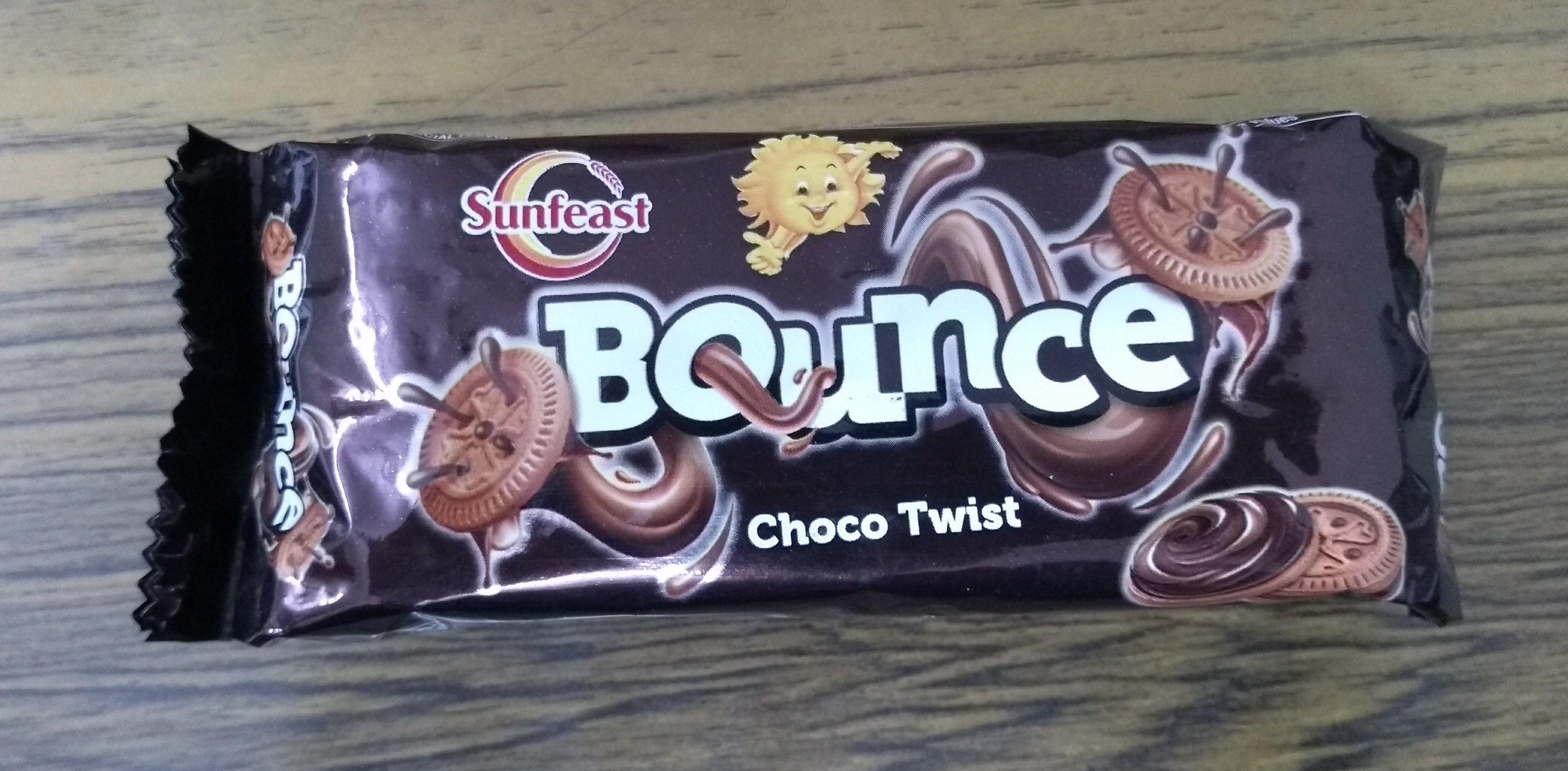 Bounce Choco Twist - Produkt - en