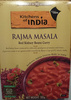 Rajma Masala Red Kidney Beans Curry - Produit
