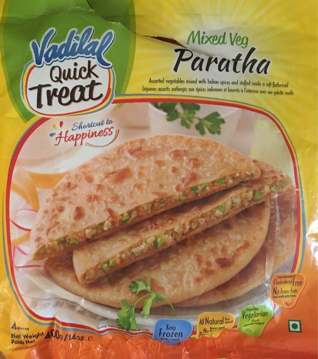 Paratha - Produit