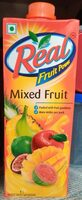 Real Mixed fruit juice - Product - en