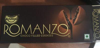 Romanzo Chocolate Filled Cookies - Produit - fr