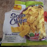 Soya Chips - Product - en