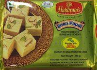 Haldiram's Soan Papdi - Produit