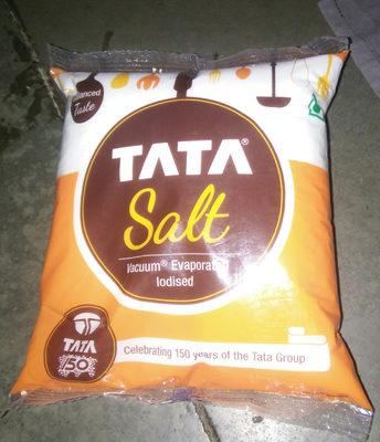 Tata Iodised Salt - Product - en