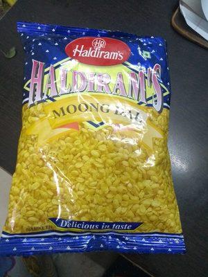 Haldiram's Moong Dal - Product - en