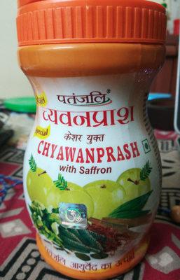 Chyawanprash with Saffron - Product - en
