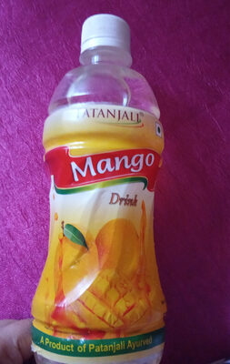 Patanjali Mango Drink - Product