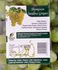 Kernlose Tafeltrauben - Produkt