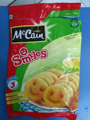 Smiles - Product - en