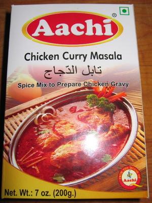 Aachi Chicken Curry Masala - Produit - en