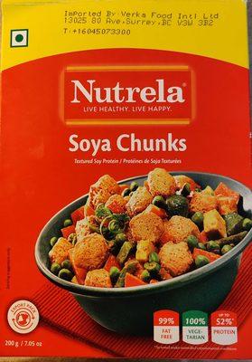 Soya Chunks - Produit