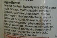 Protinex - Ingredients