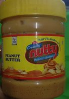Crunchy Nutty Peanut Butter - Product - en