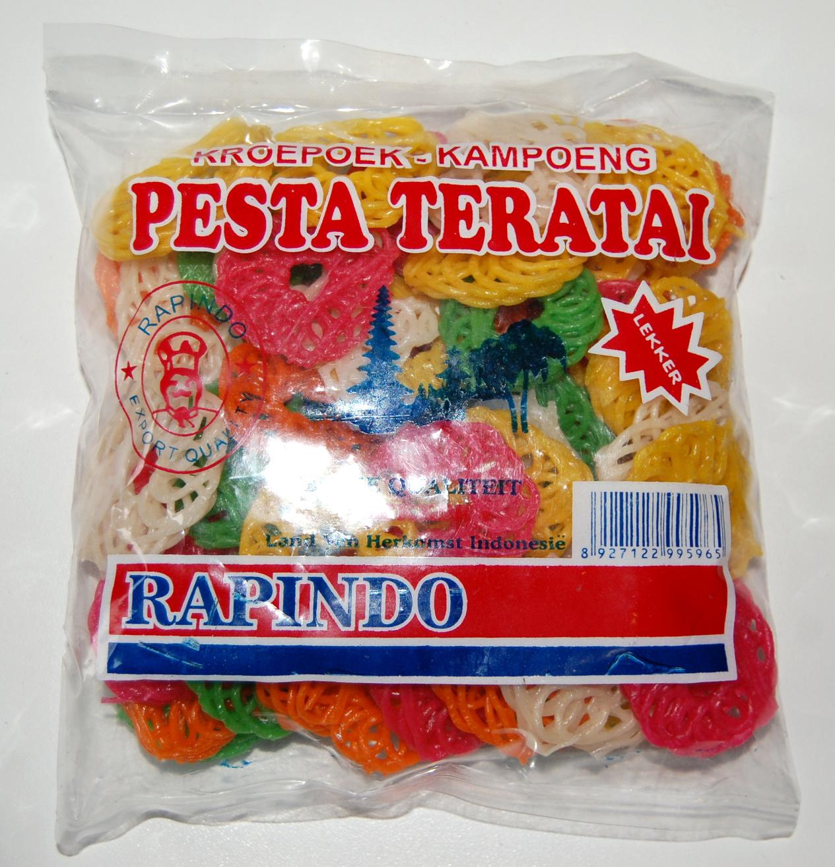 Pesta teratai kroepoek - Product