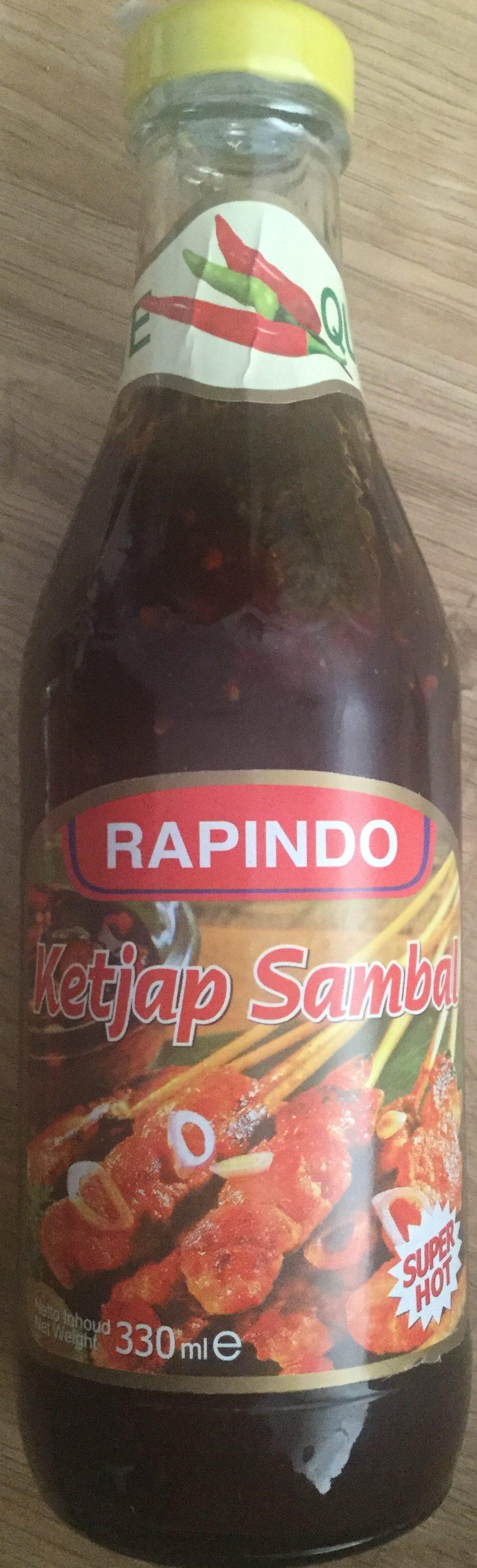 Ketjap sambal - Product - nl