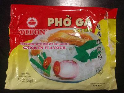 Vifon Pho Ga Instant Nudelsuppe, Huhn - Product
