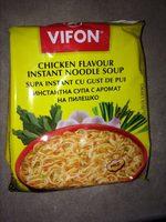 Chicken Flavour Instant Noodle Soup - Product