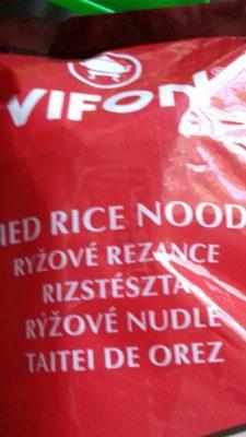 Nouilles de riz déshydratées - Product