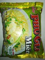 Soupe Vermicelle Poulet Phu Gia Vifon 50G Vietnam - Product
