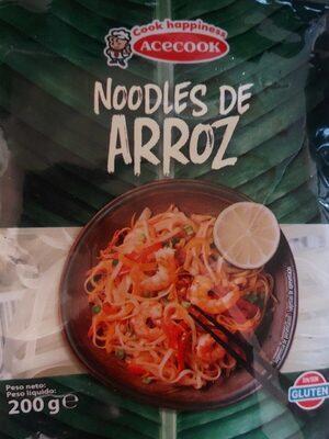 Noodles de arroz - Product - es