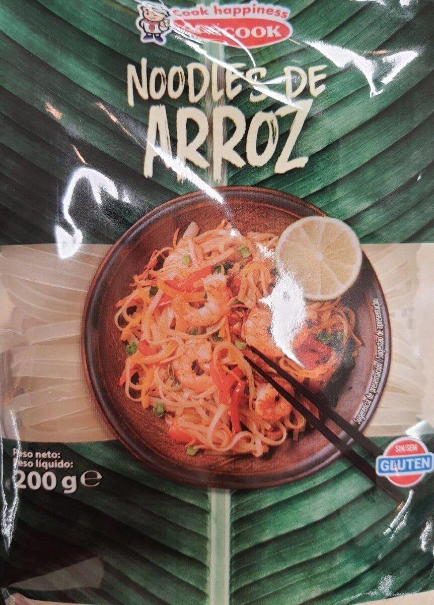 Noodles de arroz - Produit - es