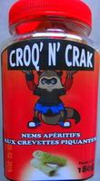 Nems apéritifs aux crevettes piquantes - Product - fr