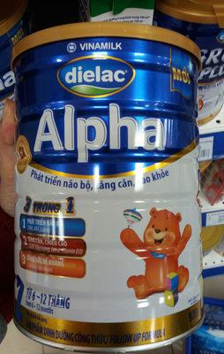 Alpha - Sản phẩm - vi