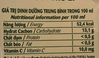 apple fruit - Giá trị dinh dưỡng - vi