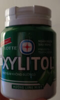 Xylitol Huong Lime Mint - Product - en