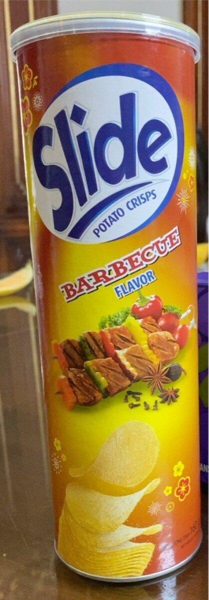Potato crisps barbecue flavor - Sản phẩm - fr