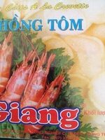 Crevettes chinoises - Producto - fr
