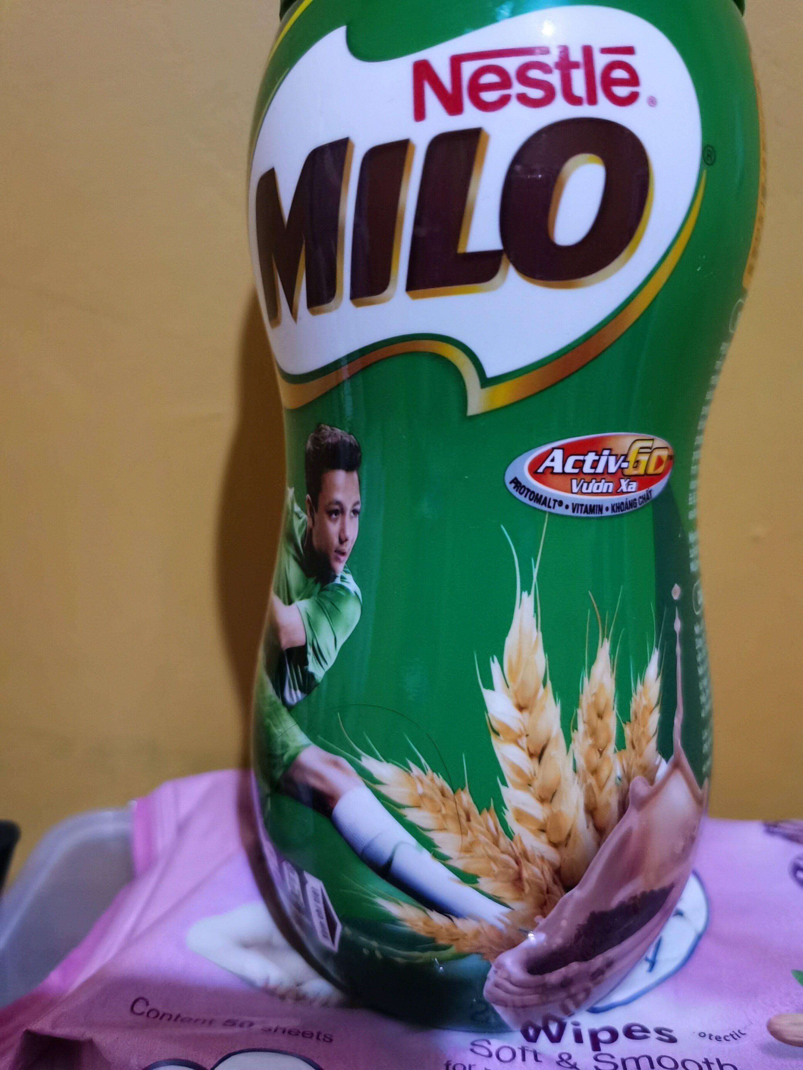 milo - Sản phẩm - vi