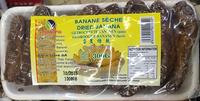 Banane sèche - Product - fr
