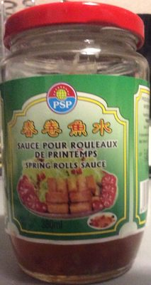 calorie Sauce pour Rouleaux de Printemps