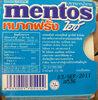 หมากฝรั่ง เมนทอส - Product