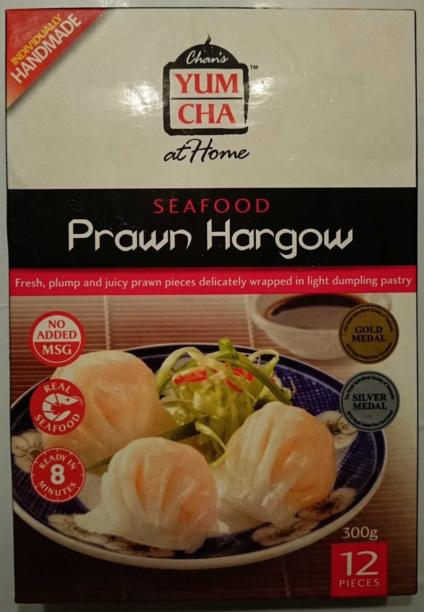 Mr Chens Seafood Prawn Hargow - Product