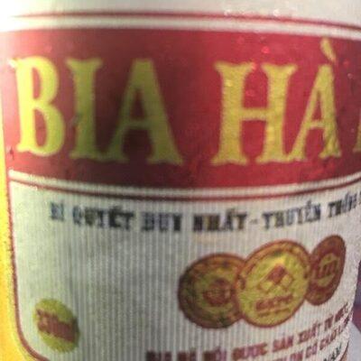 Bia Hanoi - Sản phẩm - en