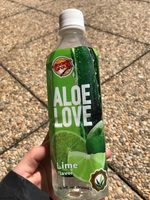 Aloe Vera Mixed Drink - Lime - Product