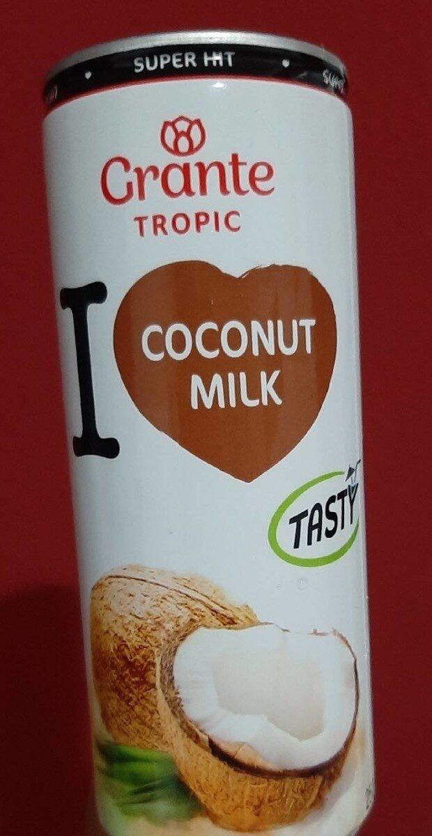 Coconut milk - Product - es