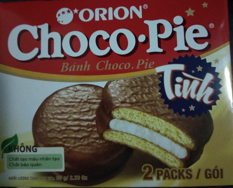 Choco Pie - Sản phẩm - en