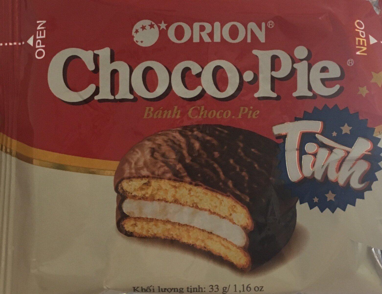 Choco Pie - Sản phẩm - vi