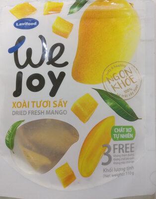 Dried Fresh Mango - Sản phẩm
