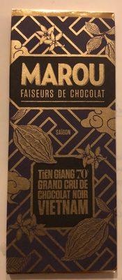 Marou Chocolate Tien Giang Noir 70% - Product