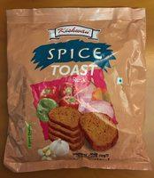 Spice Toast - Produit - fr