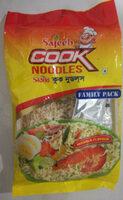Sajeeb Cook Noodles - Product - bn