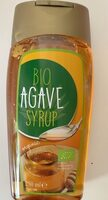 Bio agave syrup - Product - fr